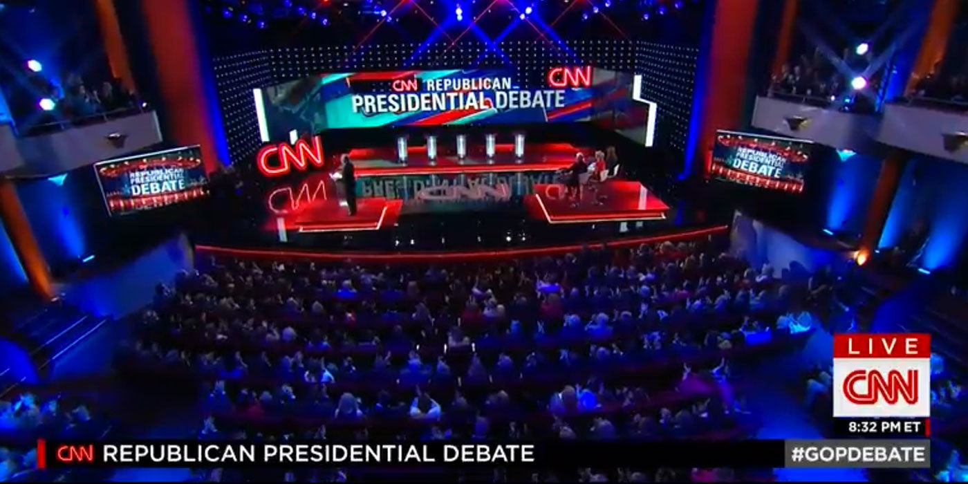 LIVE STREAM: Republican Debate in Houston Texas