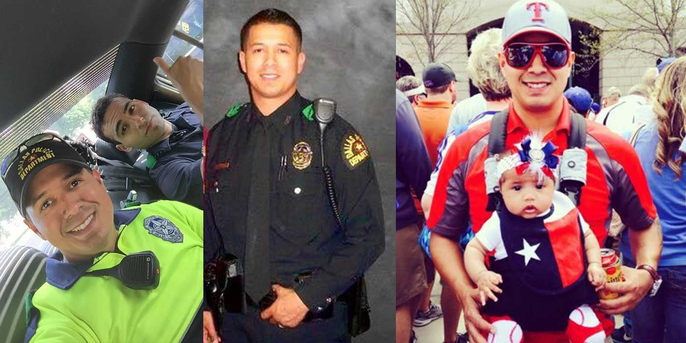 Dallas Police Officer Patrick Zamarripa's Last Tweet Will Make You Cry