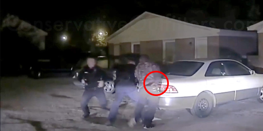 Police Release Dashcam Video of Fatal Shooting