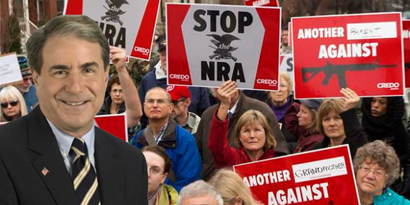 Congressman Tries To Create Chaos At NRA Convention