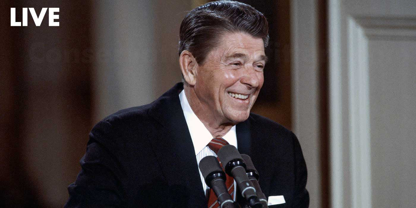 Did President Reagan's Soviet jokes defeat Communism?