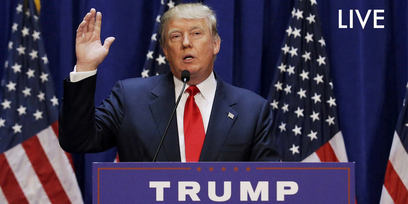 WATCH LIVE: Donald Trump SUPER TUESDAY Victory Speech