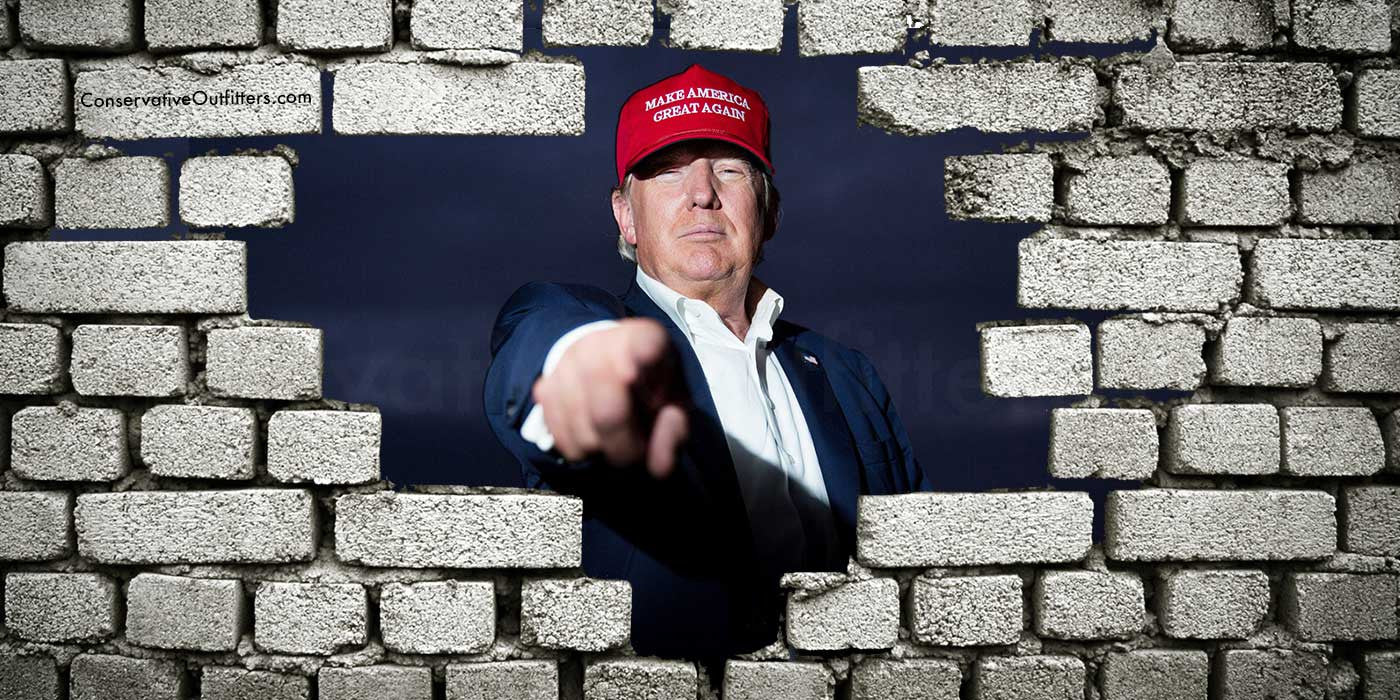 POLL: Do You Support Building A Wall On The Border?