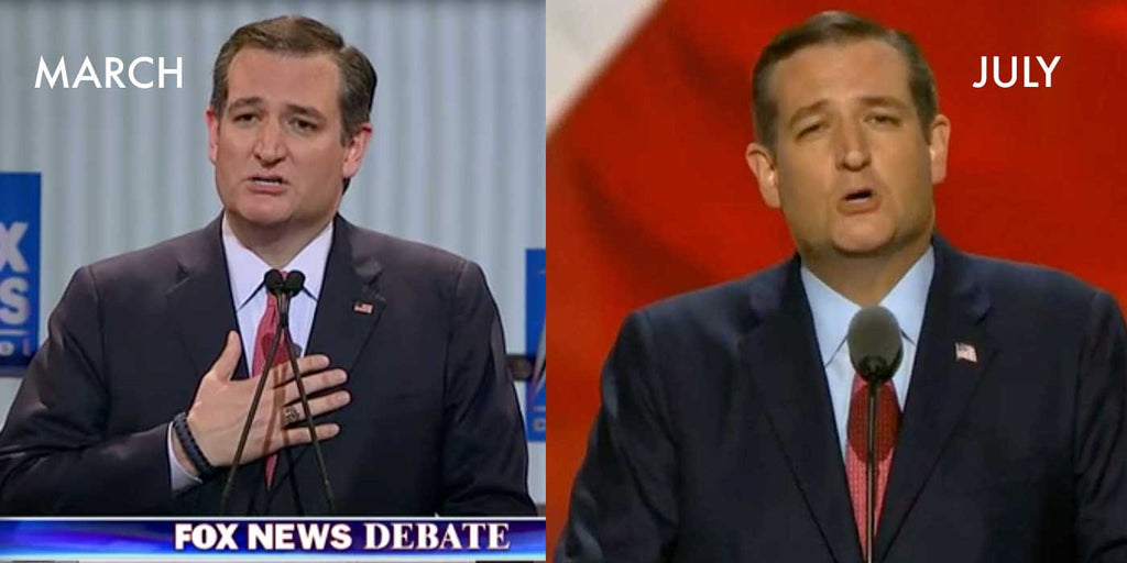 FLASHBACK: Ted Cruz Promised To Endorse Donald Trump (VIDEO)