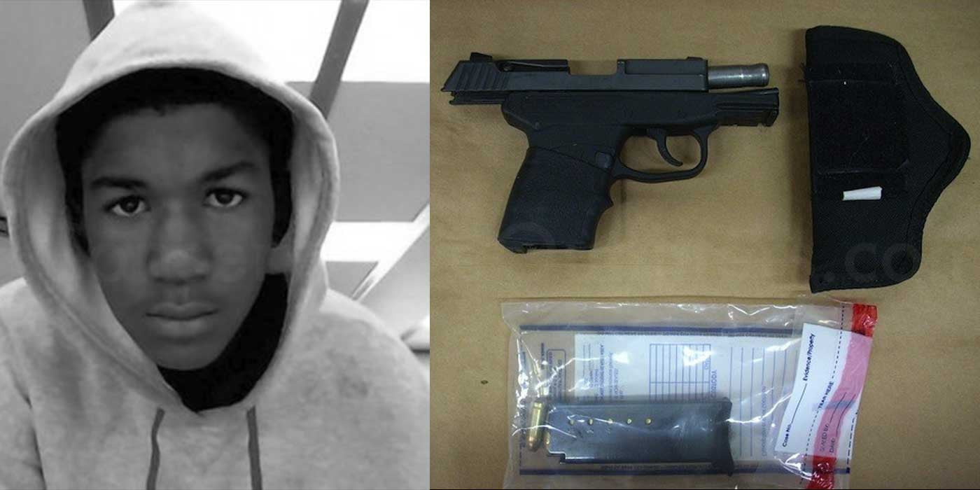 George Zimmerman Selling Gun Used To Kill Trayvon Martin