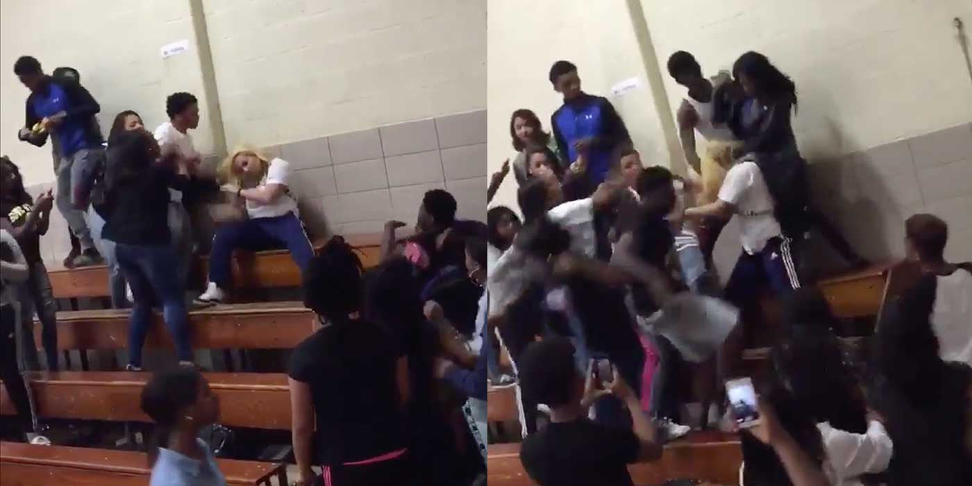 Girl Beaten In Gym Class For Not Helping Peers Cheat