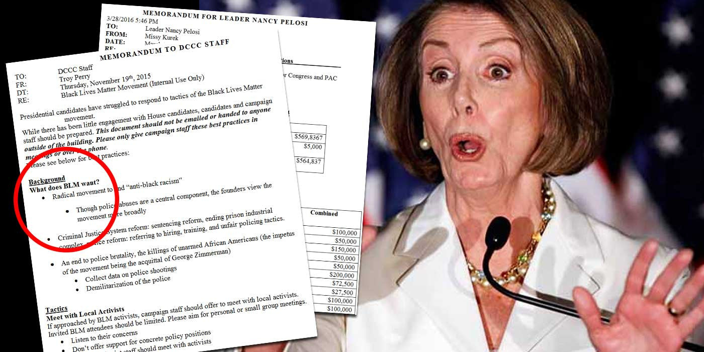 Hacker Releases New Leaked Documents From Nancy Pelosi's Computer