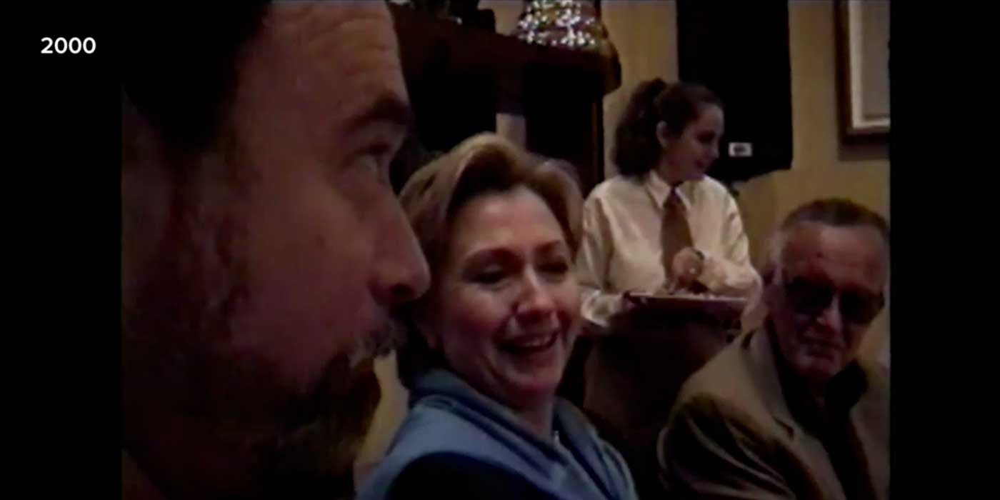 Hidden Video Catches Hillary Clinton Talking About Emails