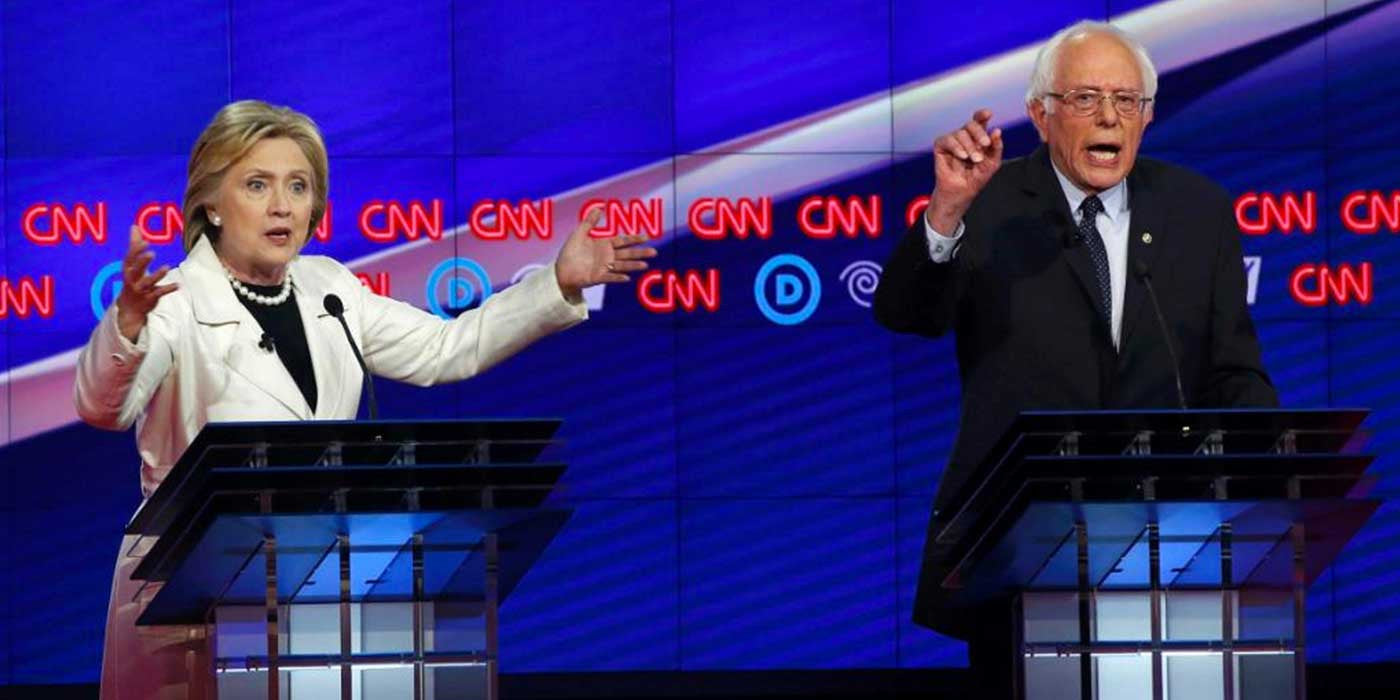 Hillary Clinton Booed At CNN Debate Over Transcripts