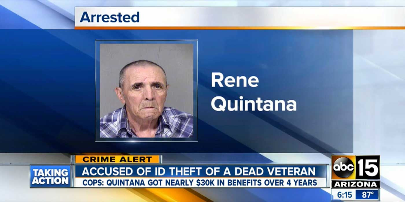 Illegal Immigrant Posed As Dead Veteran For VA Benefits