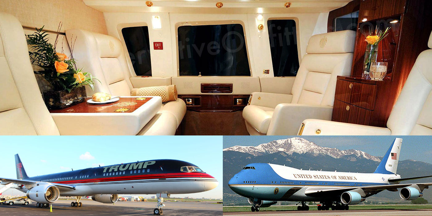 Is Donald Trump's Airplane Better Than Air Force One?