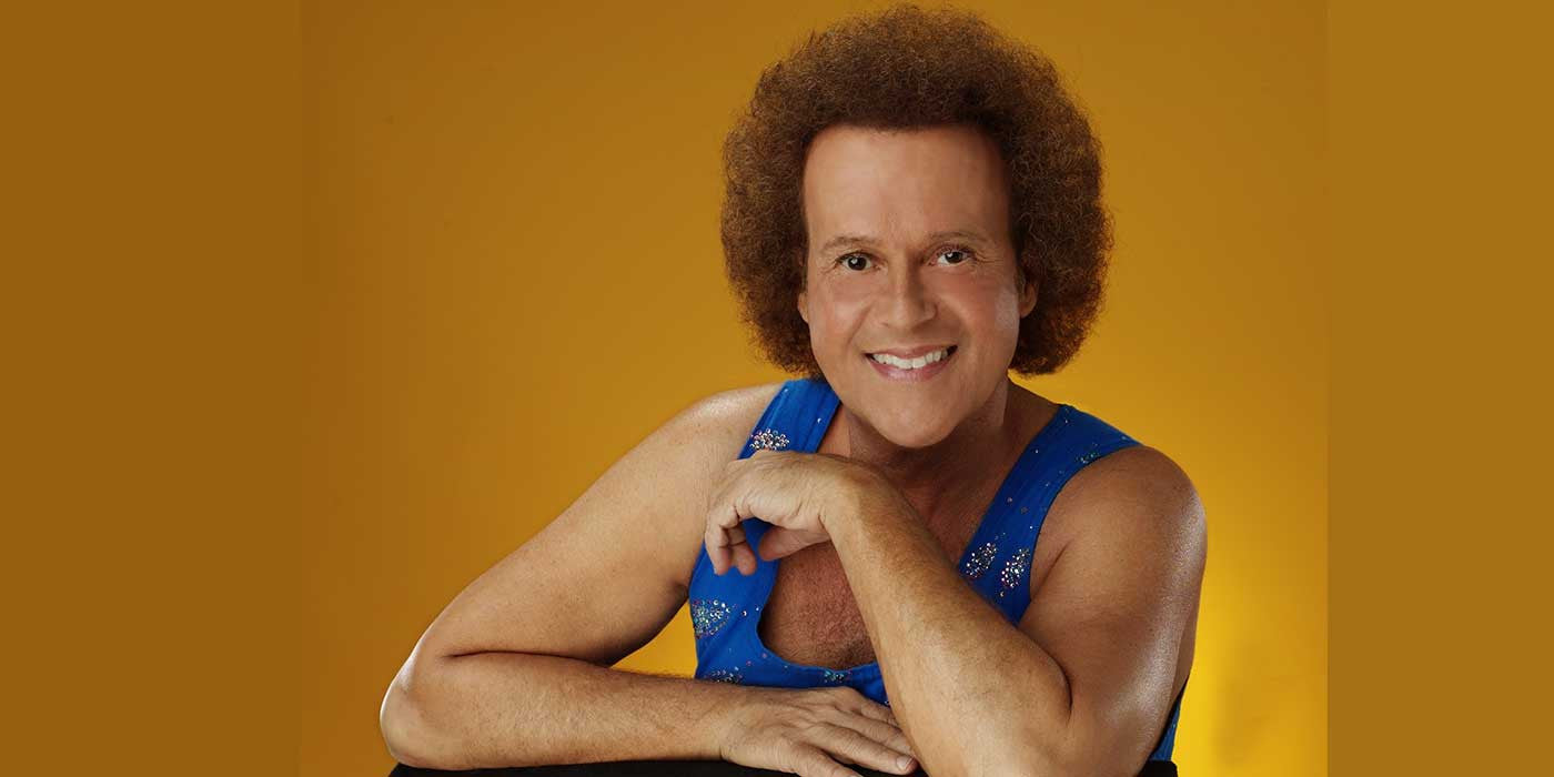 Is Richard Simmons Now A Woman?