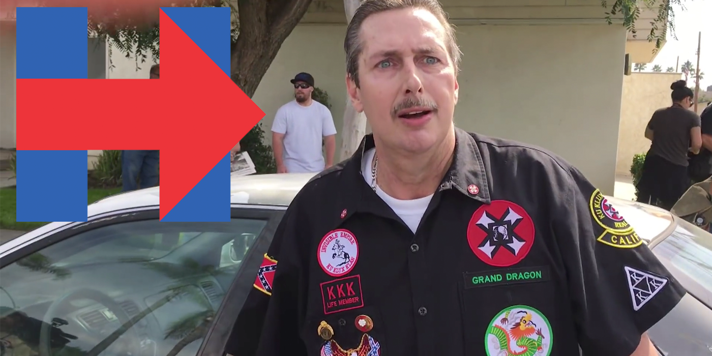 KKK Grand Dragon Endorses Hillary Clinton for President
