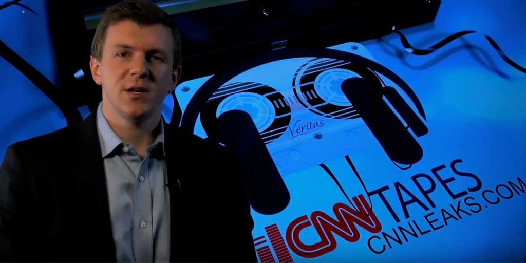 LEAKED VIDEO: O'Keefe releases leaked CNN tapes from inside newsroom