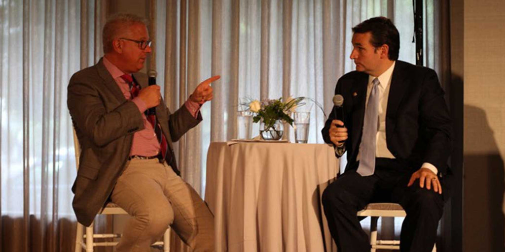 LISTEN: Glenn Beck flips out on Ted Cruz over Trump endorsement