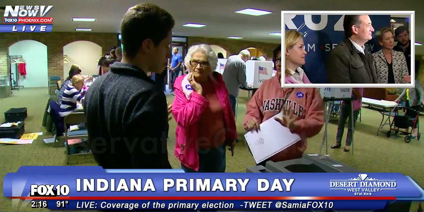 LIVE: Indiana Presidential Primary Election Results (5/3/16)