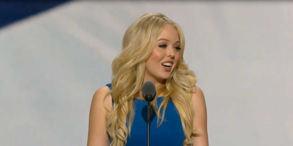LIVE: Tiffany Trump at Republican National Convention - July 19, 2016