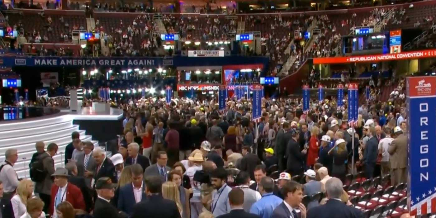 LIVE STREAM: Republican National Convention - DAY 3 - July 20, 2016