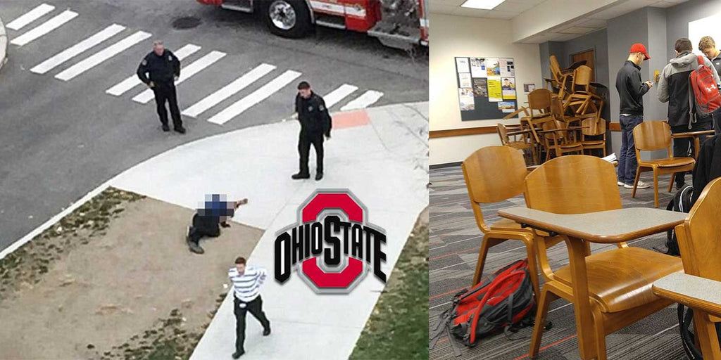 LIVE STREAM: Terror at Ohio State University 'Machete Attack' (VIDEO)