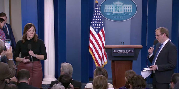 LIVE STREAM: White House Press Briefing with Sean Spicer (VIDEO)