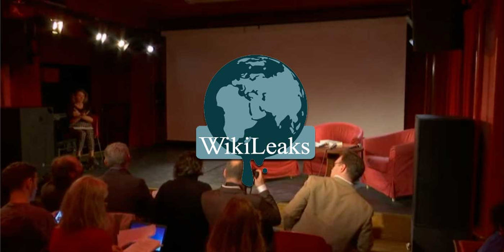 LIVE Stream: Wikileaks/Assange October Surprise Press Conference