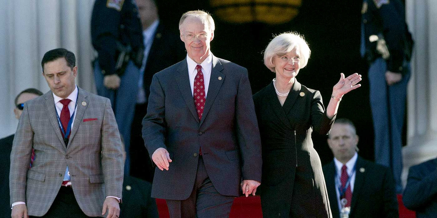 Leaked Recording Suggests Alabama Governor Had Affair