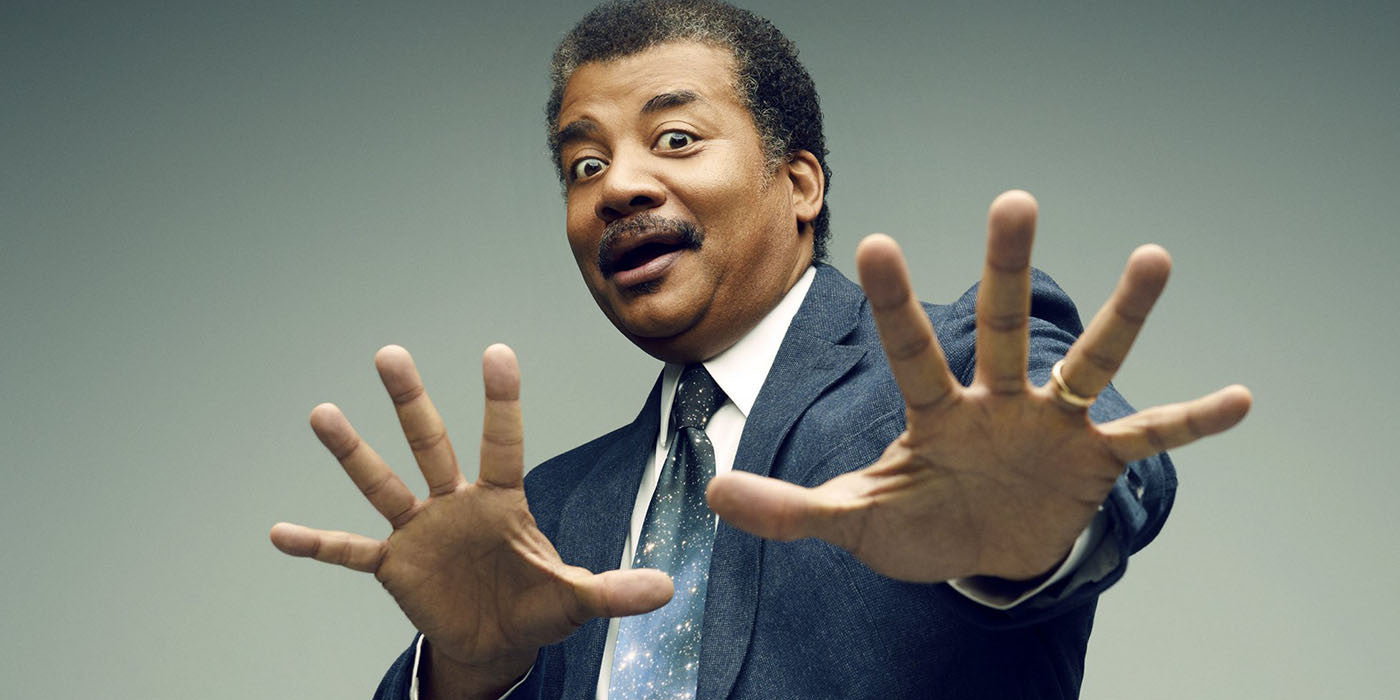 Neil deGrasse Tyson Explains Einstein's Gravitational Waves Theory
