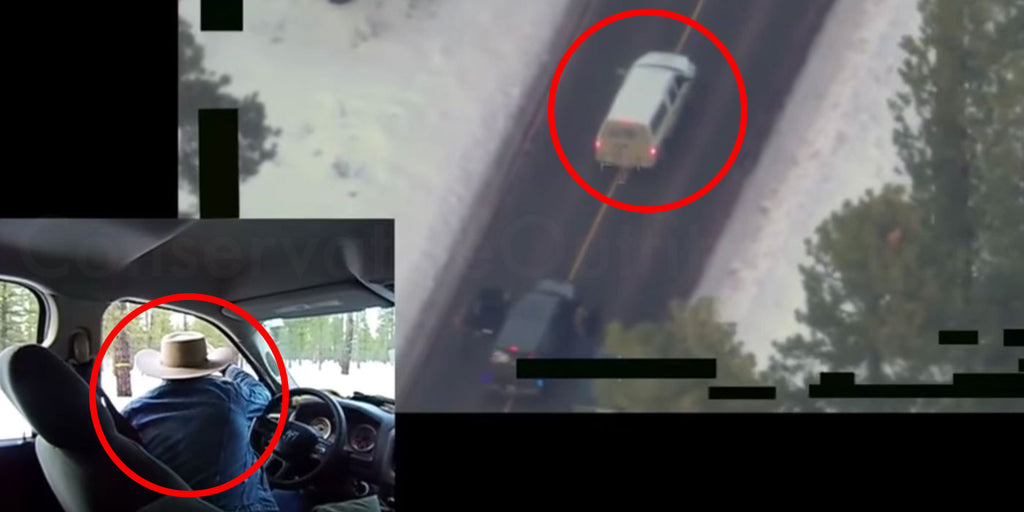 New Cell Phone Video of LaVoy Finicum Shooting