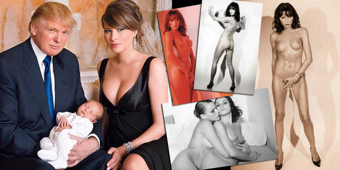 Culitos políticos New-York-Post-Publishes-New-Nude-Photos-Of-Donald-Trump_s-Wife-Melania