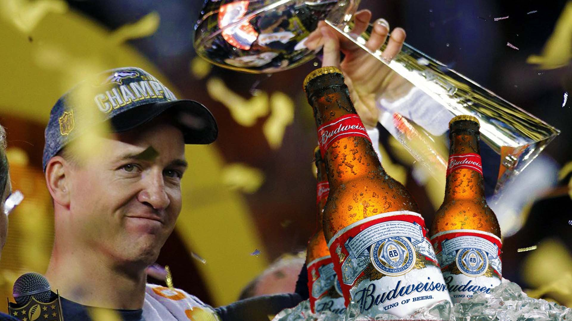 We found out how much Budweiser paid Peyton Manning to mention them