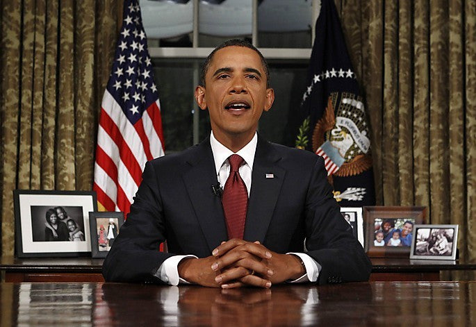 LIVE STREAM: Watch President Obama's Oval Office Address (8:00pm EST)