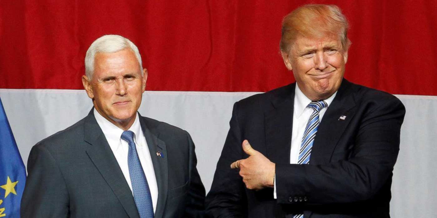 POLL: Can Donald Trump Win With Mike Pence As Vice President?