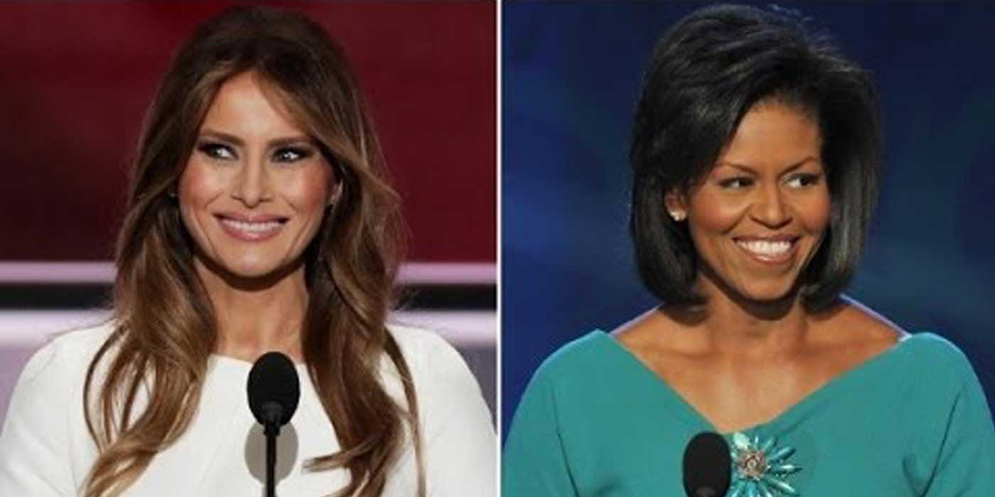 POLL: Did Melania Trump Plagiarize Michelle Obama's 2008 Speech?