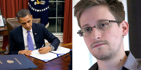 POLL: Should Obama pardon Edward Snowden?