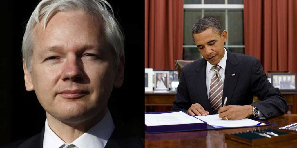 POLL: Should Obama pardon WikiLeaks founder Julian Assange?