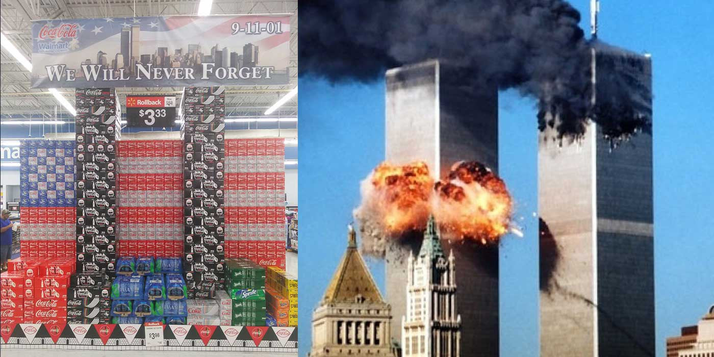 POLL: Should businesses use 9/11 to advertise sales?