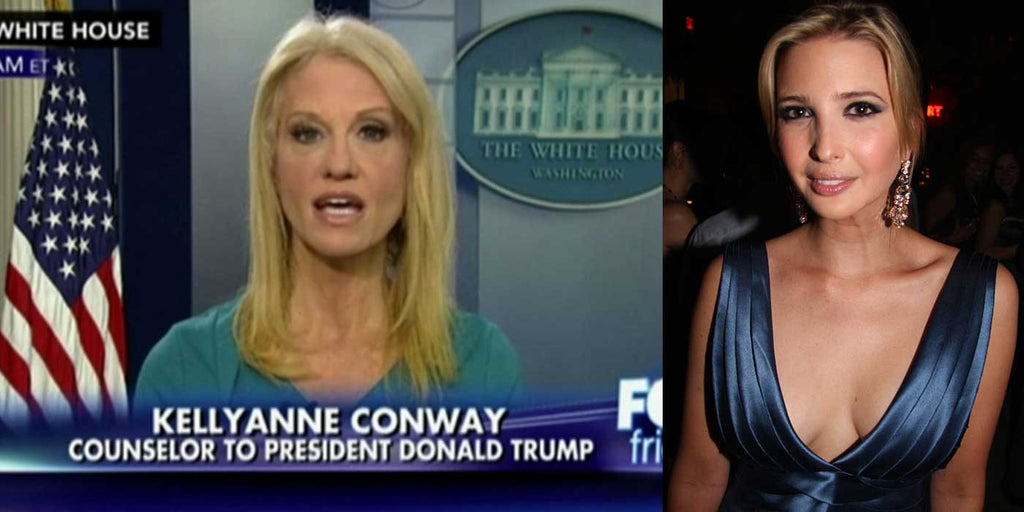 POLL: Was Kellyanne Conway wrong for promoting Ivanka Trump's brand?