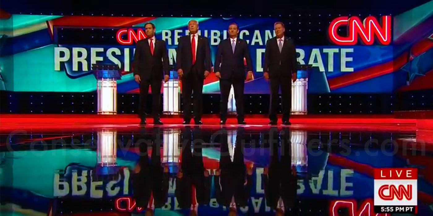 POLL: Who Won The CNN Republican Debate?