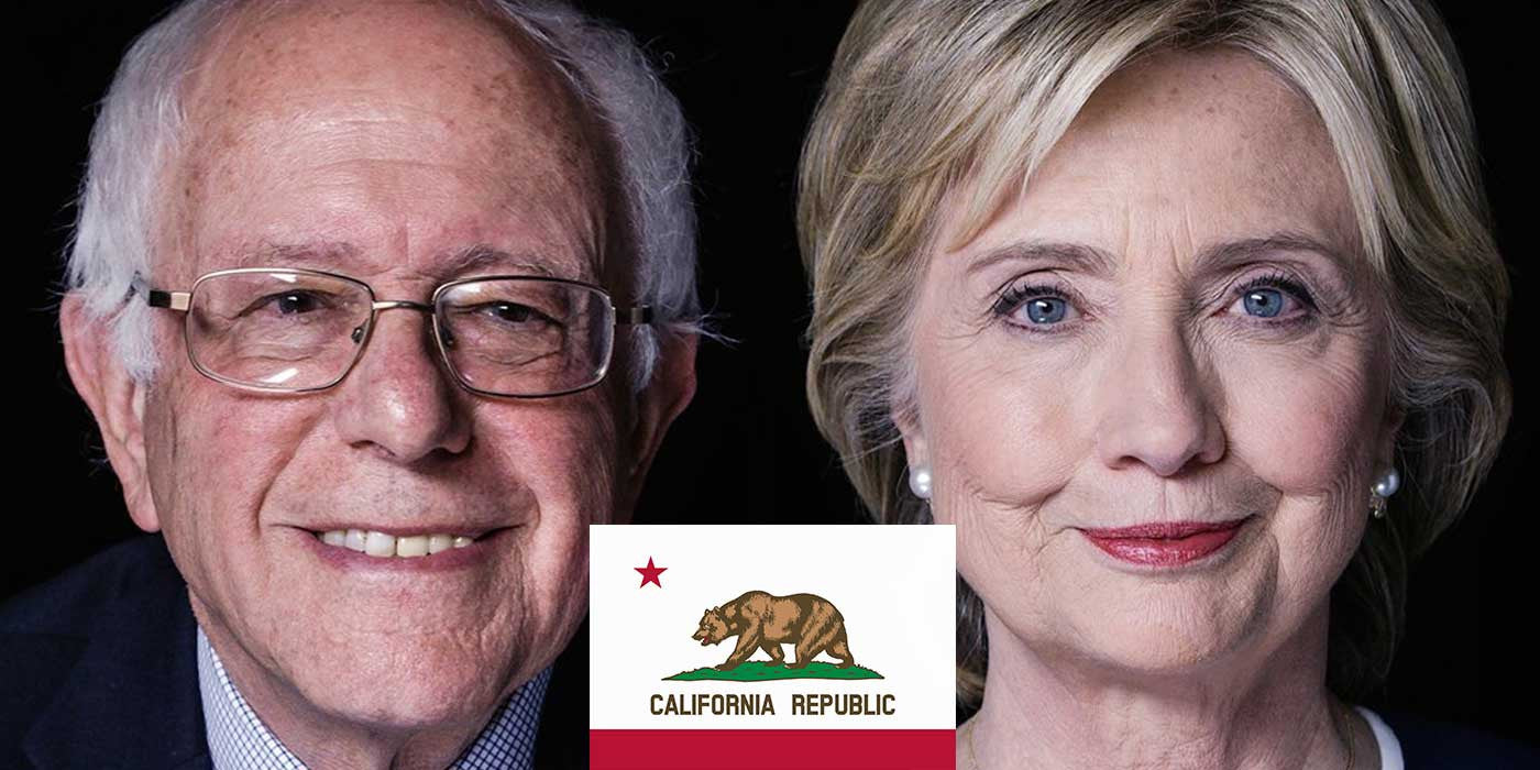 POLL: Who do you think will win the California primary today?