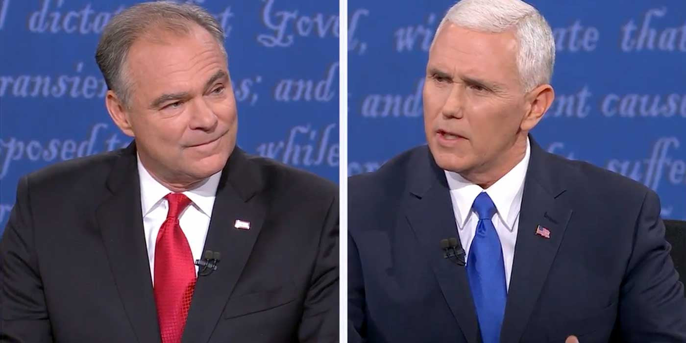 POLL: Who won the 2016 Vice Presidential Debate?