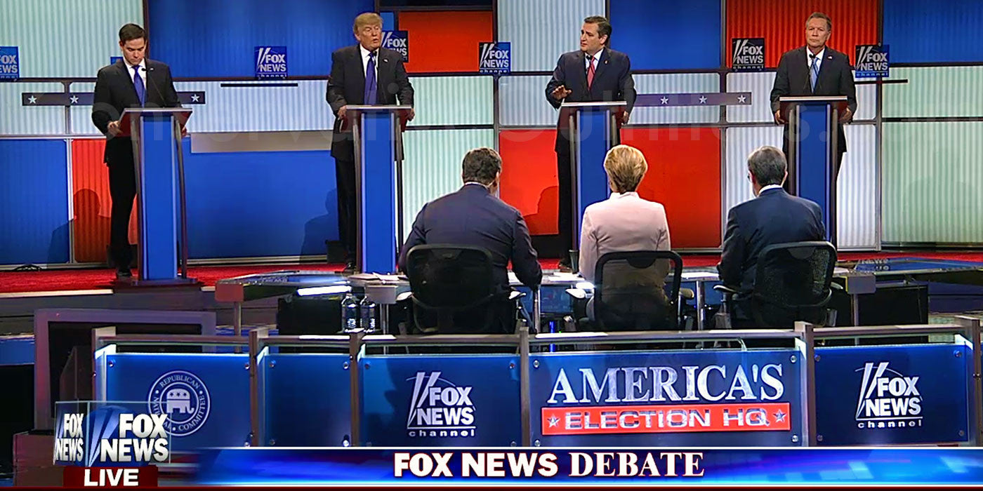POLL: Who won the FOX Republican debate?