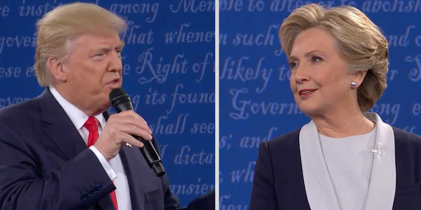 POLL: Who won the second 2016 Presidential Debate?