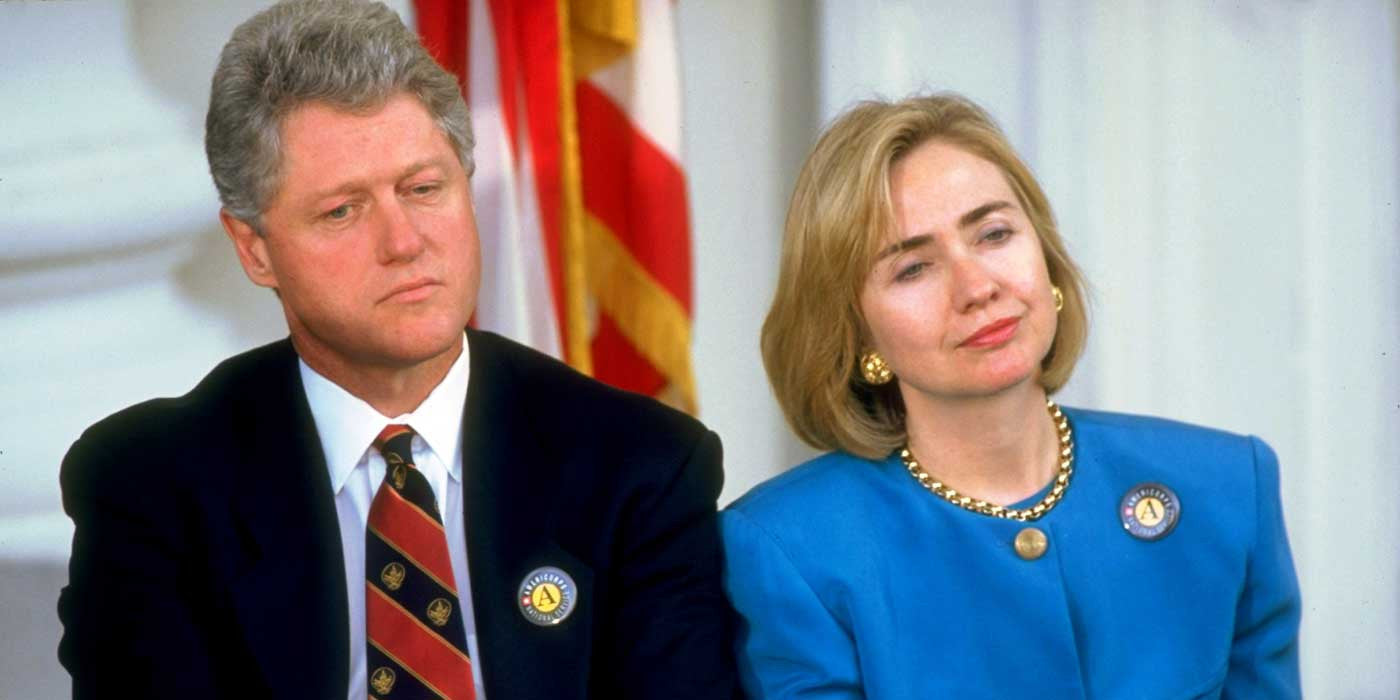 POLL: Do you think Hillary will pick Bill Clinton as her running mate?