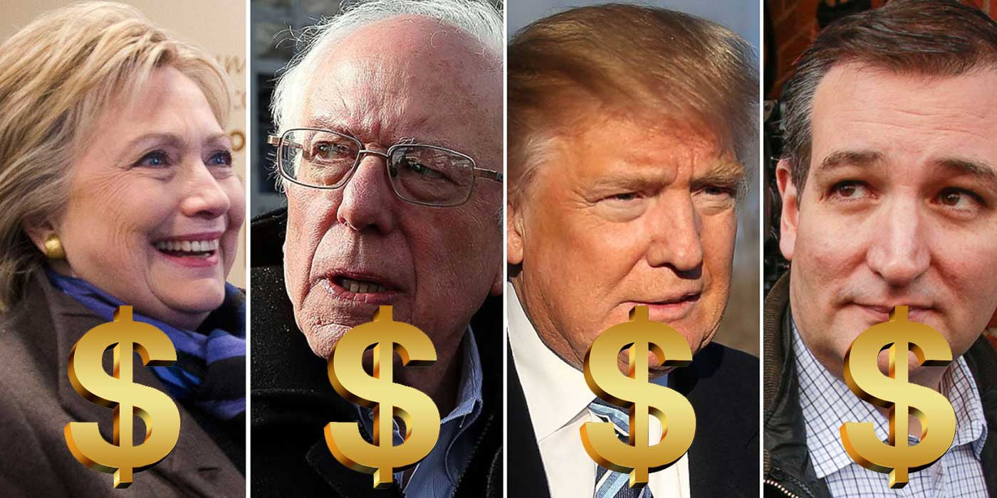 POLL: Which candidate would benefit your wallet most?