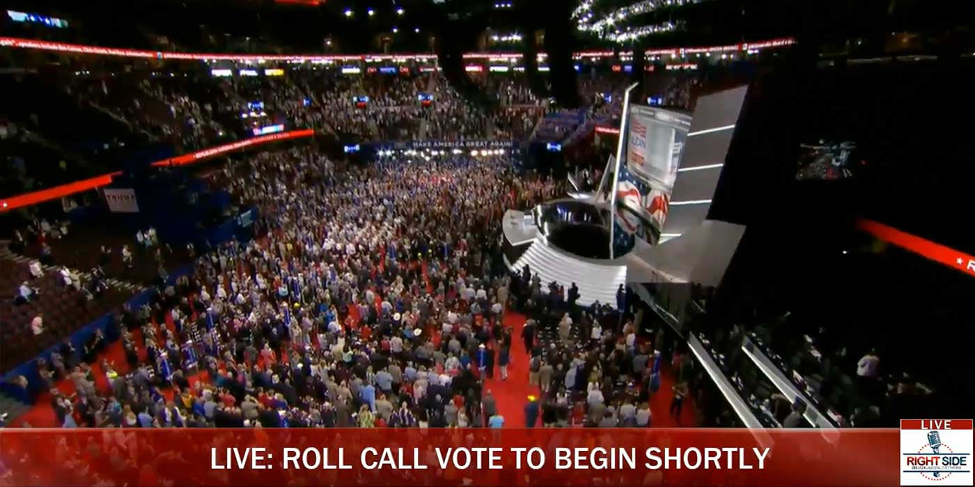 Republican National Convention Live Stream Video - July 19, 2016 - Day 2