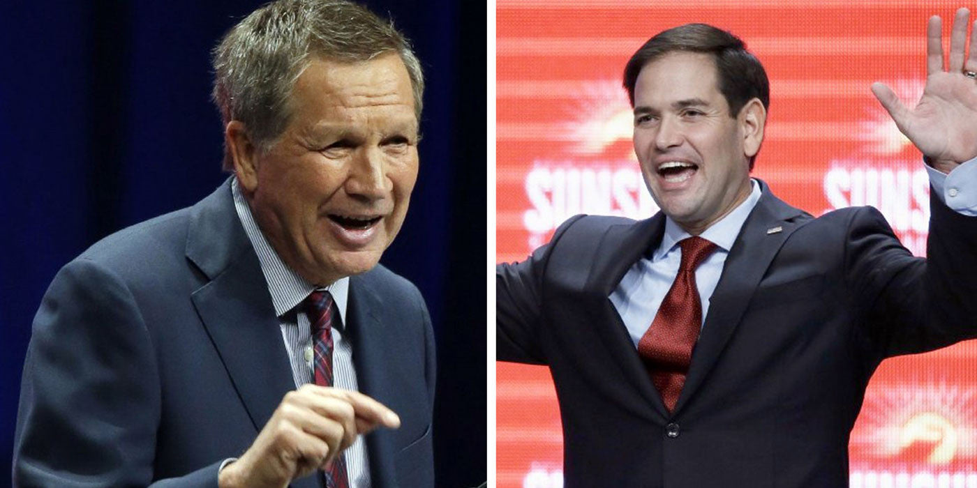 Rubio Campaign: Vote For Kasich In Ohio To Stop Trump