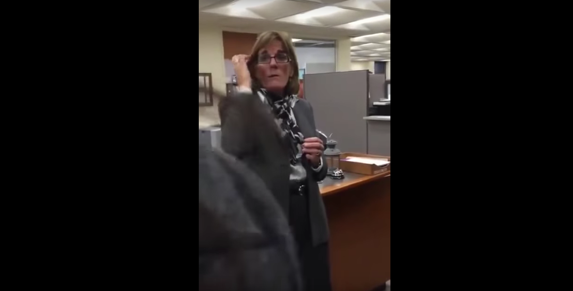 VIDEO: Black Lives Matter Mob Detains / Intimidates College President