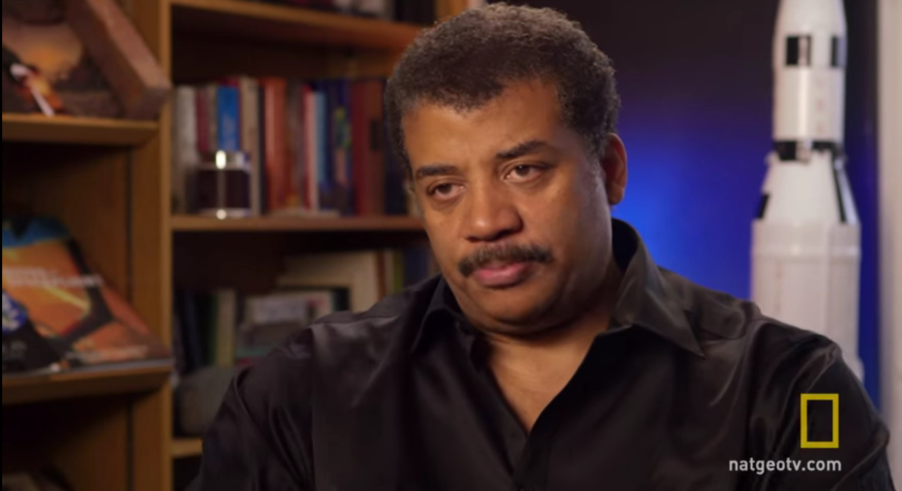 Neil deGrasse Tyson says Enterprise would destroy Millennium Falcon