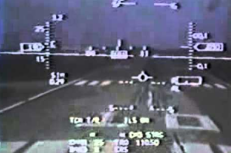 VIDEO: F-16 Pilot Lands His Plane After Loss Of Power (Dead Stick)