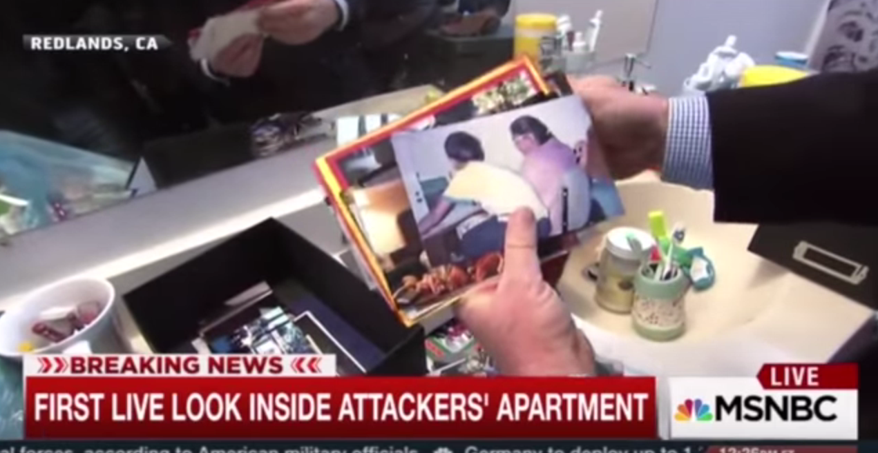 VIDEO: Most Awkward Moments From MSNBC's Tour of A Terrorist's Home
